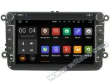 Автомобиль DVD GPS Android 5.1 Witson для VW B6/Caddy/Passat/Sagitar с поддержкой интернета DVR ROM WiFi 3G набора микросхем 1080P 16g (A5308)