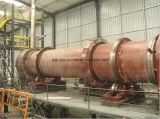 Secador giratório (consiste em um corpo mais seco com inclinação particular)