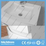 セットされる明確なガラス側面のキャビネットが付いている新しいデザイン浴室用キャビネット(BV216W)