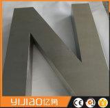 External рекламируя Polished стальное письмо