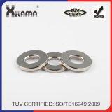 自動車産業のために永久マグネットカスタマイズされたリングのネオジムの磁石N35