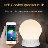 Altoparlante stereo del LED Bluetooth