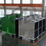 Absolvent-quadratischer Gegenstrom-Kühlturm