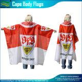 Qualität gedrucktes Polyester-britisches Sport-Gebläse-Markierungsfahnen-Kap (M-NF07F02013)