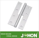 """Dobradiça 5 """" X3.5 """" do prendedor H da ferragem da porta do aço ou do ferro"""