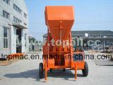 Betoniera diesel poco costosa 600L della Cina