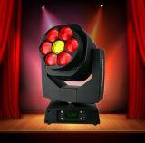 7X15W LED Träger-Summen-bewegliches Hauptbienen-Augen-Licht