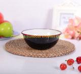 de Salade die van de Soep van de Rijst van het Email van 12/14/16cm Kom mengt