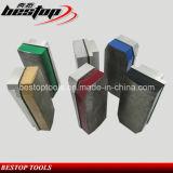 L170mm granito Diamante Fickert para laje de pedra calibração e de Nivelamento