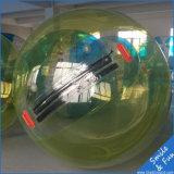 Diamètre de marche de la bille 2m de l'eau de bille de Zorb de l'eau avec l'Allemagne Tizip et matériau TPU0.8mm