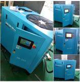 Compresores de aire variables del tornillo de la velocidad del motor del imán permanente del P.M.