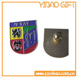 Emblème de badge badge personnalisé avec une bande adhésive de 3 m (YB-LP-05)