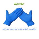 Устранимый порошок медицинской ранга перчаток нитрила освобождает для рассмотрения