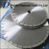 Le diamant scie la lame pour le granit marbrer le découpage en pierre concret de grès