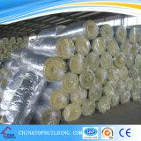 Resistencia al calor de cristal manta de lana para Top techo sólido y
