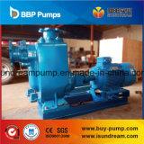 Effacer la pompe moteur diesel mobile auto-amorçante de pompe