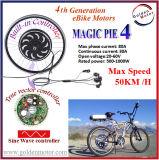 Kit eléctrico de la conversión de la bicicleta del CE 24V250W 36V 500W 48V 1000W