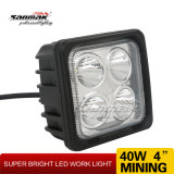 Diodo emissor de luz Work Light do CREE de Inch 10W do poder superior 4