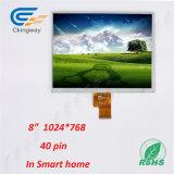 TFT LCD LCM de 8 pouces
