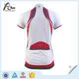 Gespecialiseerde Dame Cycling Jersey Wholesale Cycling Slijtage