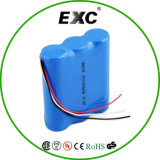 18650 2500mAh Batterie Cylindrique Rechargeable Cell / Dry Battery