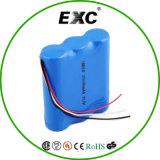 18650 2500mAh Bateria Cilíndrica Recarregável Celular / Bateria Seca