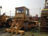 Bulldozer utilizzato con lo scarificatore, bulldozer del gatto D6d del cingolo del trattore a cingoli