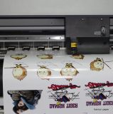 Papel solvente Printable de Vinly da transferência térmica de Eco para a impressora do solvente de Eco