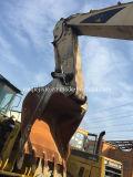 Excavatrice utilisée de Cat325b, excavatrice hydraulique, excavatrices du Japon