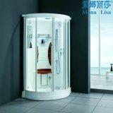 アクリルの緩和されたGlasss (M-8211)の蒸気のシャワー室