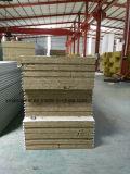 工場、収容する倉庫のための良質のRockwoolサンドイッチパネル