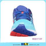 Chaussures de sport de type de fonctionnement de formation de la performance des femmes de Blt