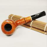 Vorzügliche heiße verkaufende handgemachtes Ebenholz-hölzerne haltbare Pfeife