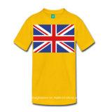 T-shirt de drapeau national de style nouveau