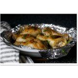 لف نوع 24 [رولّس] لكلّ حالة لأنّ طعام يعبّئ تحميص يطبخ [ألومينوم فويل] لف