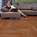 azulejo de suelo de madera del grano de la inyección de tinta 3D 150*820 Rda18020