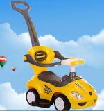 2016 mini automobili scorrevoli del camminatore dell'automobile di spinta del bambino dell'automobile del bambino multifunzionale/automobile del passeggiatore/automobile mega del bambino