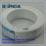 300V milímetro quadrado de fio de cobre do PVC do branco 2.5