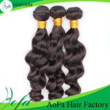 Natural Blackのための100%の人間Virgin Malaysian Hair Remy Weft
