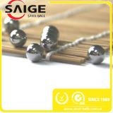 Rodamientos de bolas de la bici 3/16 del bulto de la fábrica de Changzhou