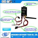 Cámara del nuevo producto 10u0p HD de Skysight con 400MW Fpv Tranmsitter todo en uno