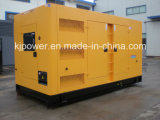звукоизоляционный тепловозный комплект генератора 250kVA с Чумминс Енгине