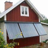Collecteurs thermiques solaires évacués de caloduc de tube pour le système de chauffage d'eau chaude