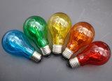 Iluminação amarela do bulbo do filamento do diodo emissor de luz da cor da alta qualidade 1W para a decoração