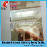 vidrio de cristal reflexivo de cristal reflexivo claro de una forma de /Clear del vidrio de flotador de 4m m/de 5m m/de 6m m /Silver /Clear