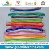 Acessório popular do saco do curso dos laços do Tag da bagagem do PVC das cores da alfândega