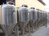 맥주 생산을위한 스테인레스 스틸 발효조 ( 발효기 )
