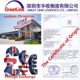 De Verschepende Dienst van de container van Tianjin, China aan SFO, de V.S.