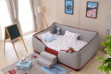 Bestes verkaufendes junges weiches Bett mit Nizza Entwurf (E6007)