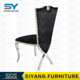 Hotel-Möbel-Stahlstuhl-Handelsgaststätte-Stuhl, der Stuhl speist